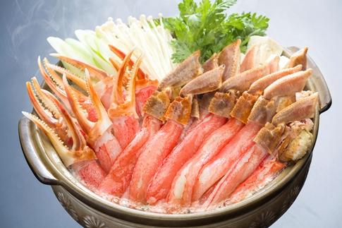 【期間限定】<オホーツク産>【お刺身用】 本ズワイ蟹 むき身 1kg