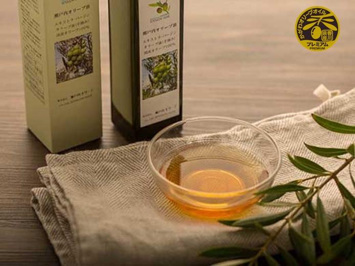 香川県産100% EXバージンオリーブオイル 毎日食べて健康生活 セットD