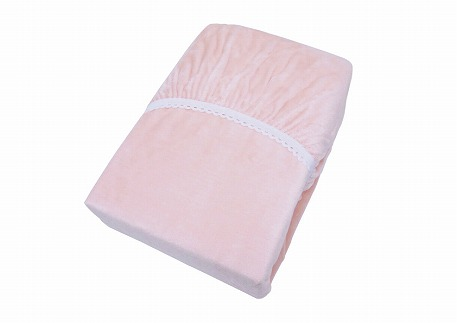 ボアシーツ(綿BOX・BED用)ピンクセミダブル 三和シール工業株式会社