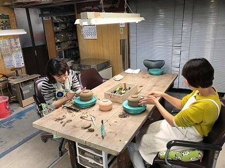 【紀州焼葵窯】南紀白浜で陶芸体験(2名)