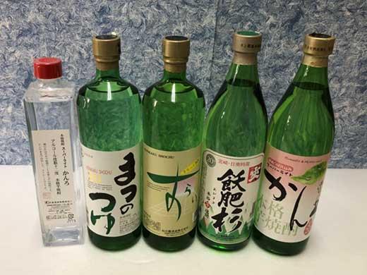 日南・宮崎焼酎セットD