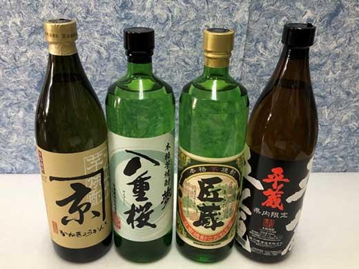 日南・宮崎焼酎セットF