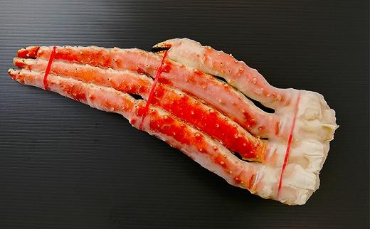 超特大サイズ1肩ボイルタラバガニの足【1.2kg】(ロシア産)