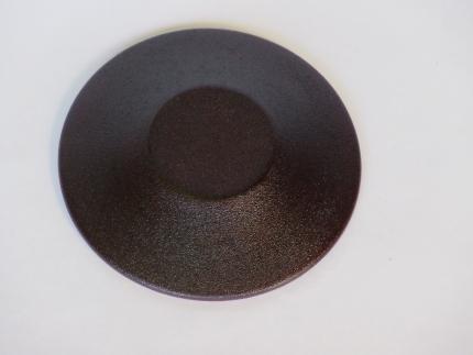 土佐古代塗茶托13cm5枚組「漆器なのにお手入れ簡単!」