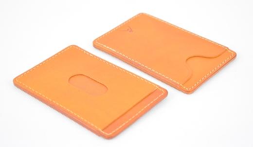 minca/Pass holder 01/BROWN