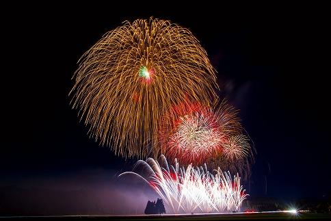 ―花火の街大仙市であなたの花火を打ち上げよう―2019年7月6日開催「協和七夕花火・全国女流花火作家競技大会」