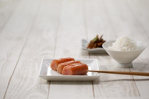AJ07-10味の丸屋天然だし無着色辛子明太子切子(500g)