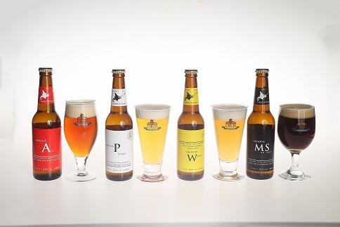 オホーツクビール12本セット