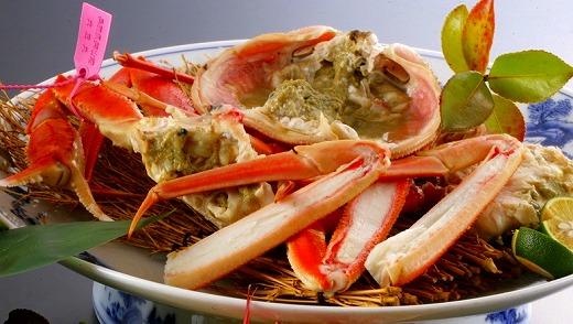 日本海産タグ付きゆで松葉かに(900g~1.0kg)