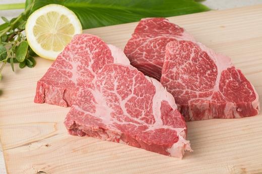 (まるごと糸島)A4ランク糸島黒毛和牛ヒレ肉ステーキ4枚入り
