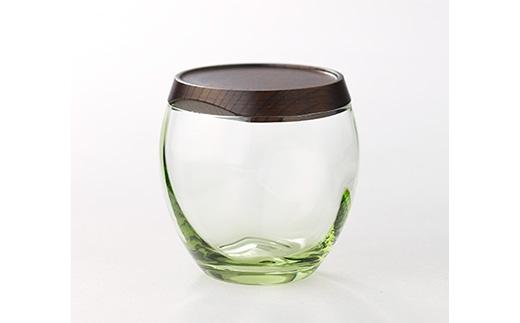 UrushitoGlass スリット蓋つきグラス 大