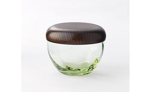 UrushitoGlass かぶせ蓋つきグラス 小