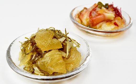 工場直送!!『松前漬・北寄黄金』食べ比べ10袋セット<大川商店>