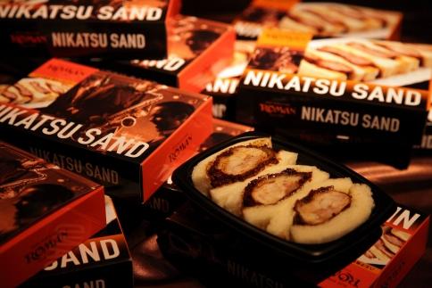 東京・八王子ROMAN煮かつサンドロース(3個入)×2箱+ヒレ(3個入)×1箱計3箱