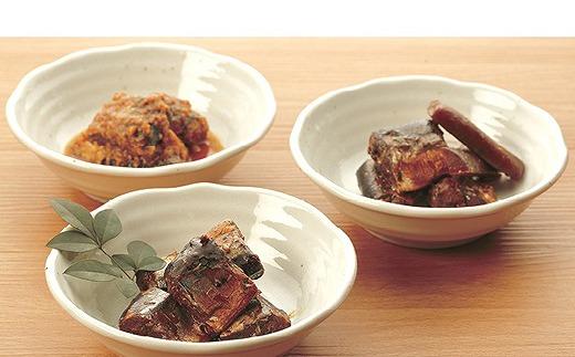 手造り無添加さんまつくだ煮特選セット3種の味7パック