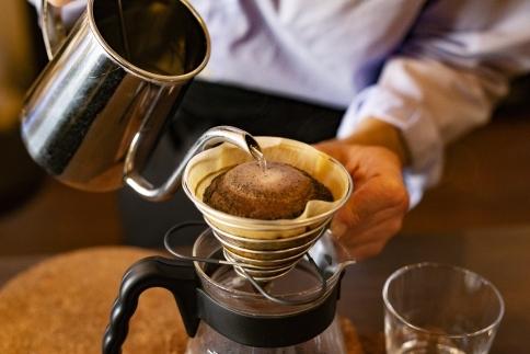 カザーナコーヒーオリジナルブレンド4種類詰め合わせ