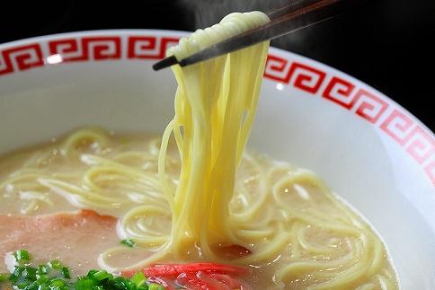 【川上製麺】元祖手延豚骨ラーメン60食入(手延べラーメン/一級製麺技能士謹製)
