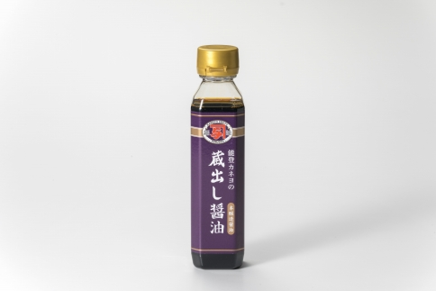 能登カネヨの蔵出し醤油セット