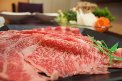 ◆黒毛和牛近江牛【特上霜降】ロースしゃぶしゃぶ用1000g冷蔵