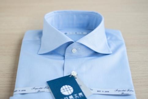 【プレミアムファブリック専用】MADEINTAMANOの高品質紳士用オーダーシャツ【CustomOrder】+国産ネクタイ