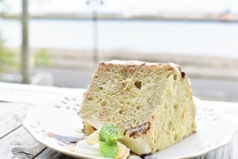 屋久島たんかんシフォンケーキ