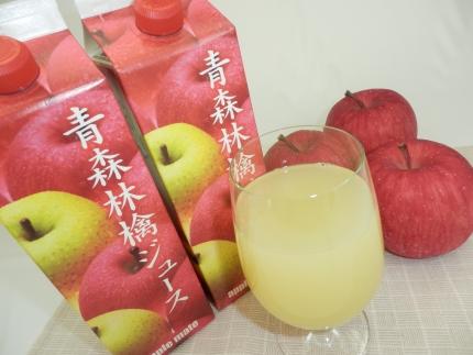 青森林檎ジュース1,000ml×6本