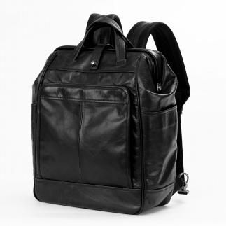 ダレスリュック 豊岡鞄 FW01-101-10(ブラック)