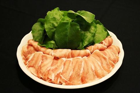 高級アグー豚しゃぶしゃぶ用800g&お肉に合う琉球野菜雲南百薬のセット