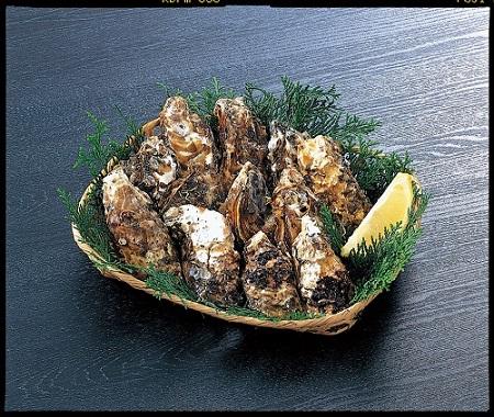 久美浜産殻付牡蠣約65ヶ入り