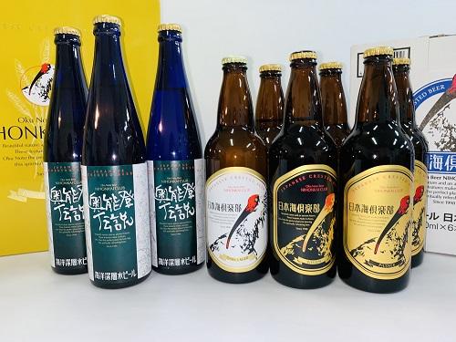 奥能登ビール500ml×9本セット