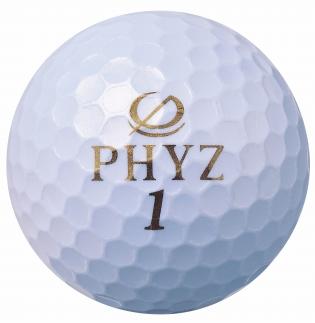 AF48-NT ゴルフボール2ダース(BRIDGESTONEゴルフボール『PHYZ5』カラー:パールホワイト)