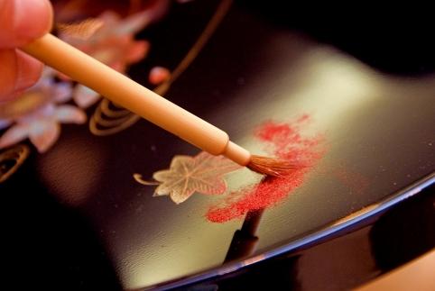 金沢の伝統工芸【金沢漆器】体験利用券