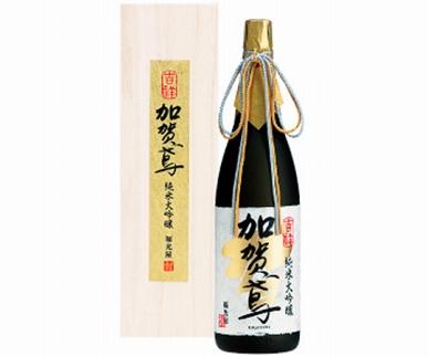 金沢大和百貨店選定〈福光屋〉吉祥 加賀鳶 純米大吟醸