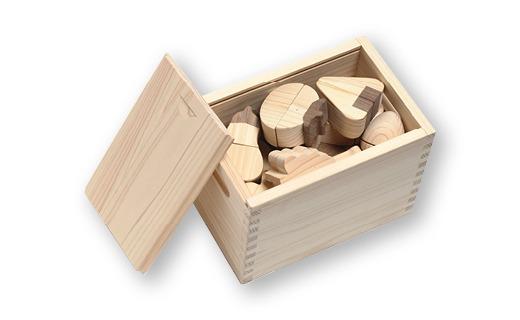 檜のおもちゃ IKONIHアイコニー 食材セット
