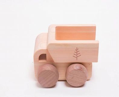 檜のおもちゃ IKONIHアイコニー オルゴールトラック