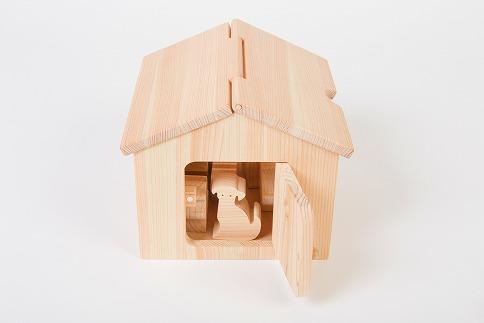 檜のおもちゃ IKONIHアイコニー アイコニーハウス