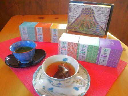 雲仙しまばら茶 ティーバッグ6種セット
