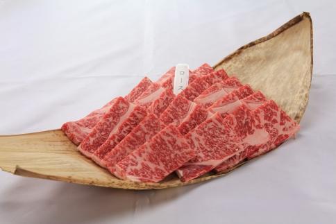 堀坂牧場産松阪牛ロース焼肉用1kg