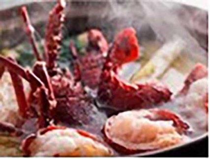伊勢エビと大ニベの海鮮鍋セット