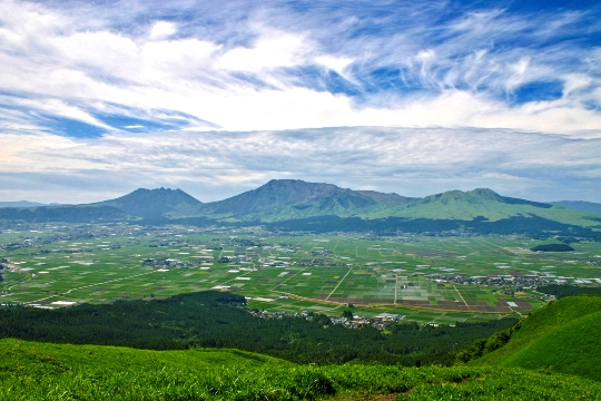 熊本県阿蘇市