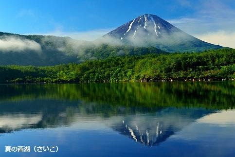 山梨県富士河口湖町