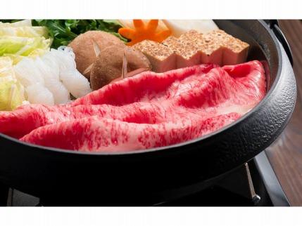 北海道産美幌和牛肩ロース肉(すき焼き・しゃぶしゃぶ用)550g詰