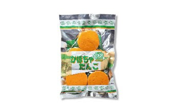 北海道のおやつの定番「かぼちゃ団子」