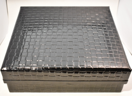 高級南高梅はちみつ梅1kg入紀州塗箱網代模様仕上