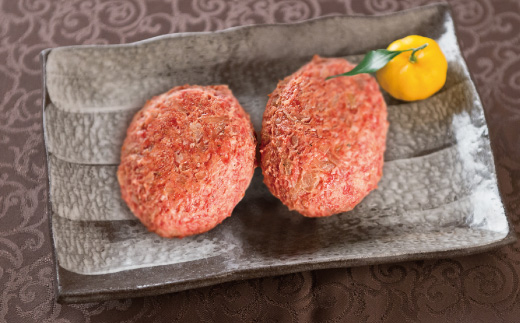 常陸牛ハンバーグ&シャルキュトリーのイイジマお肴セット