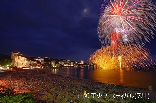 【白浜町】JTBふるぽWEB旅行クーポン(30,000点分)