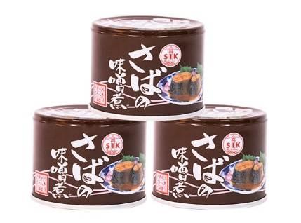 さば味噌煮12缶セット
