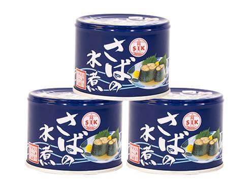 さば水煮12缶セット