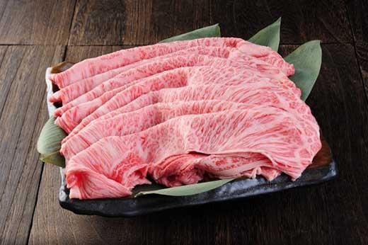 近江牛カタロースすき焼きしゃぶしゃぶ用500g