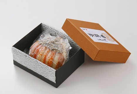 【数量限定50】松葉ガニの甲羅盛り蟹の漢船(おとこぶね)大サイズ2個セット
